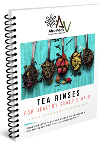 Tea Rinses for Healthy Scalp & Hair