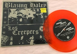 Various Artists: Blazing Haley / Los Creepers