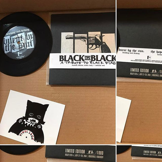 Black on Black: A Tribute to Black Flag (7
