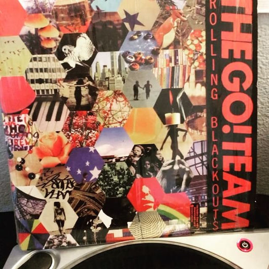 The Go! Team - Rolling Blackouts (LP)