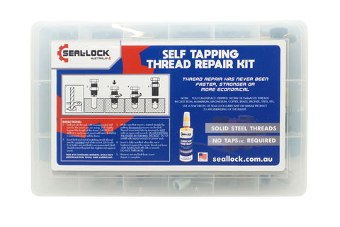 Combination Thread Repair Kit