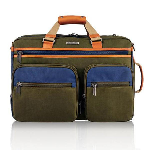 JW WEEKENDER TRAVEL BAG - CASUAL NYLON BLUE