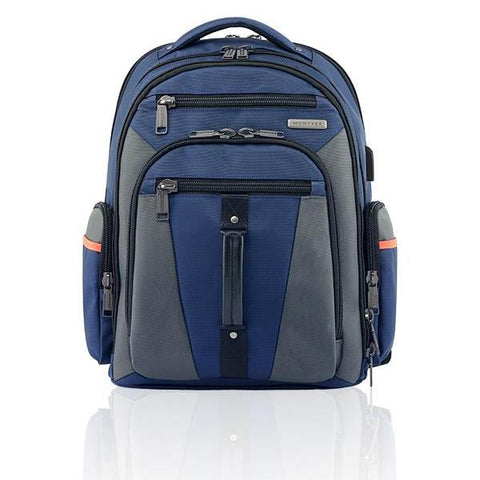 WILLIAM LEATHER BACKPACK