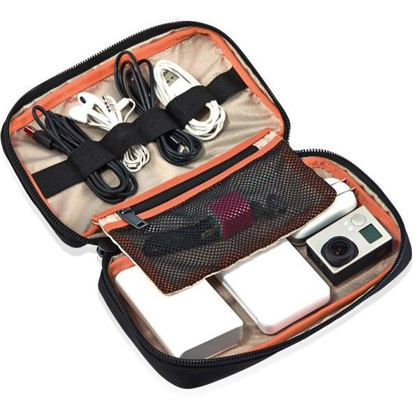 MONYKER travel cord organizer interior view