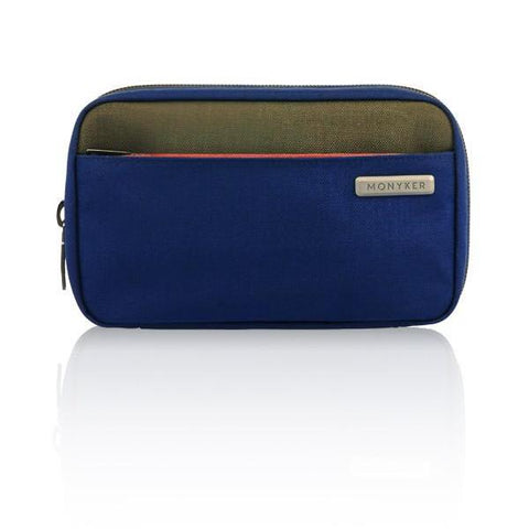 TOILETRY KIT - CASUAL NYLON OLIVE