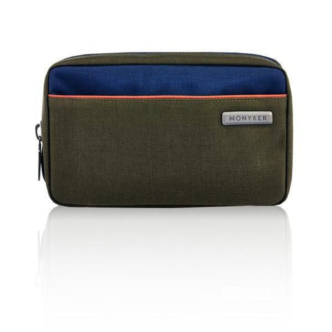 TOILETRY KIT - BALLISTIC NYLON BLACK