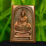 Solid Copper Special Limited Edition Sothorn Buddha Amulet