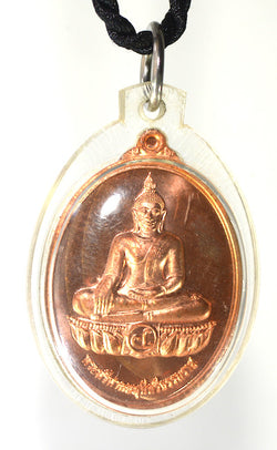 Solid Copper Sothorn Buddha Oval - Limited Edition