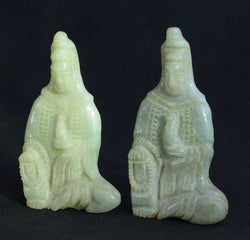 Jade Kwan Yin - Goddess of Compassion - Statues