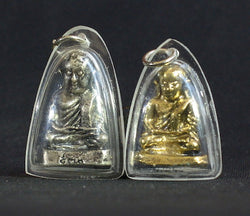 Happy Buddha (Chubby Buddha) - Gold or Silver Waterproof