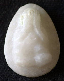 5 Premium White Jade Phra Pidta Amulets - WLK Collection