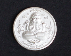 Snow White Phra Pidta Amulet in Jatukam Style