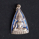 Chinnarat Buddha Triangle - Blue, Green, or Copper
