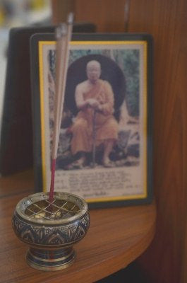 Meditation Sticks (Joss) from Wat Tham Seua (Tiger Cave Temple)