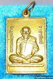 Phra Luang Phor Klai Good Luck and Prosperity Amulet