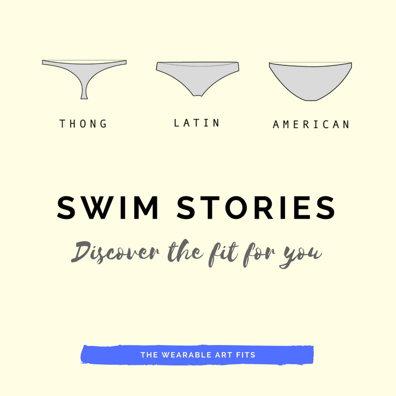 Swim stories, discover the fit for you