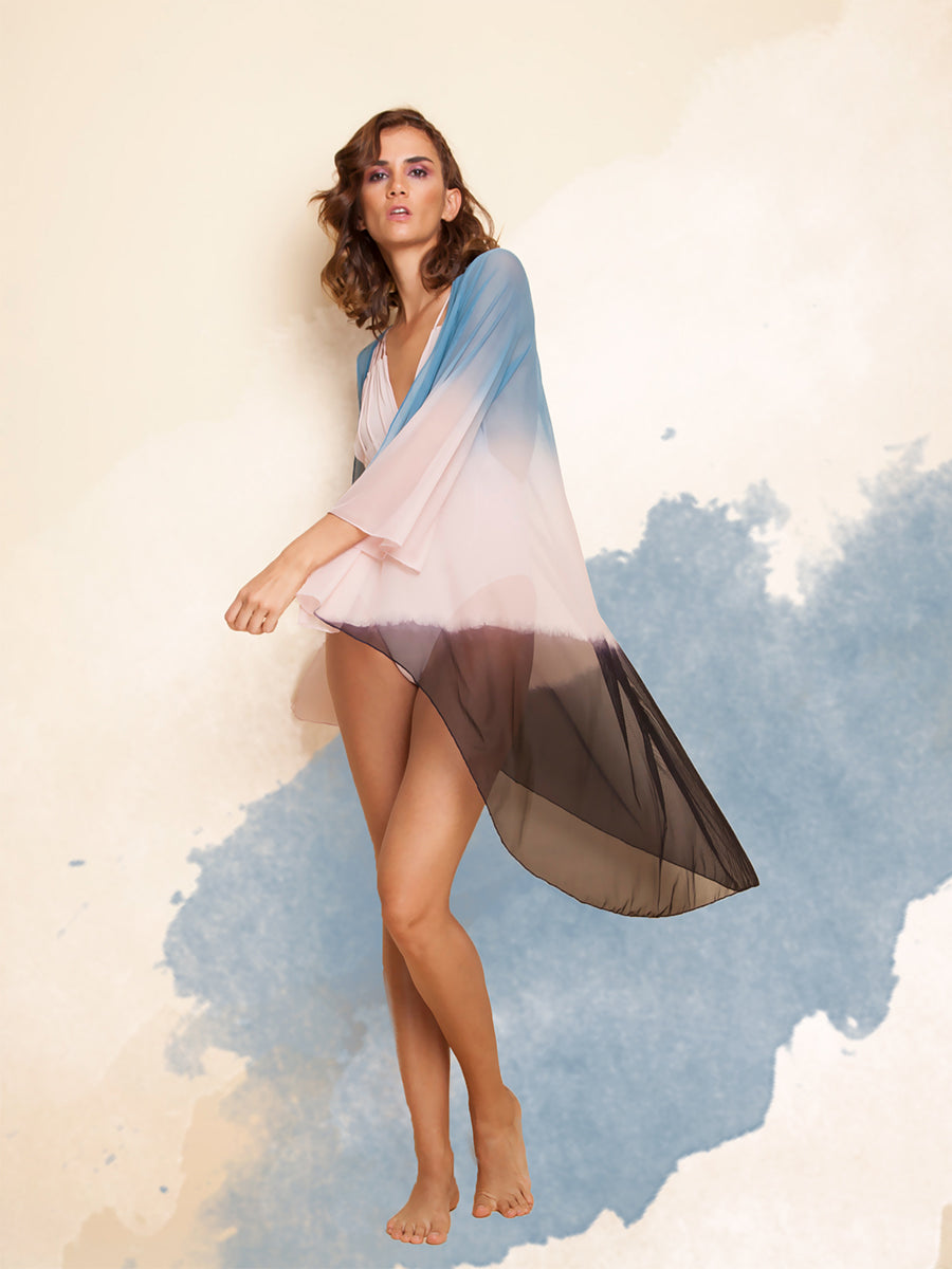 Mineral Light Kaftan