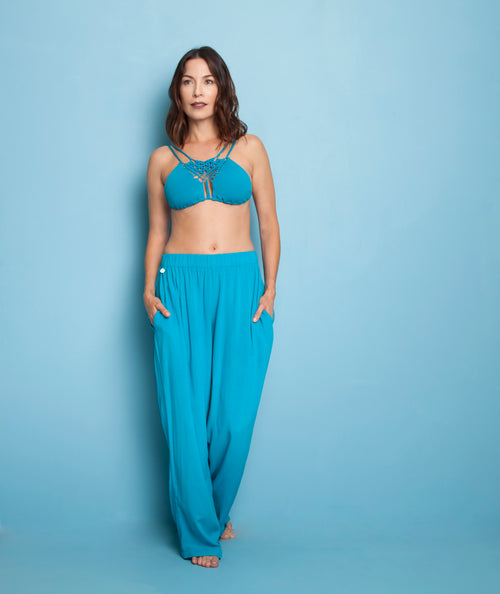 Blueberry Comfort Pant