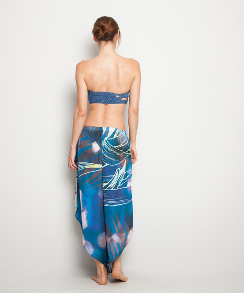 Blue Wing Pants
