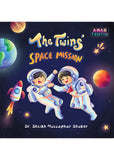 The Twins' Space Mission (Board Book)