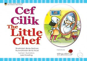 Cef Cilik / The Little Chef