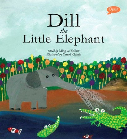 Dill The Little Elephant
