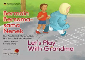 Bermain Bersama-sama Nenek / Let's Play With Grandma