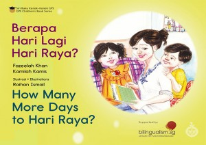 Berapa Hari Lagi Hari Raya? / How Many More Days To Hari Raya?