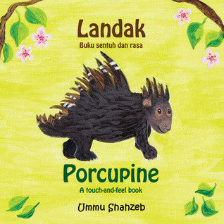 Landak (Bilingual Board Book)