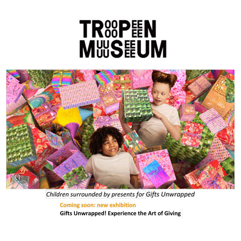 MUSUBI is taking part in an exhibition at Tropenmuseum in Amsterdam