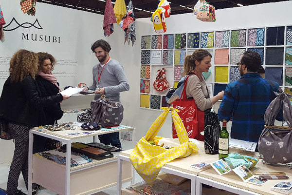 "Report ""MUSUBI Exhibit MAISON&OBJET 2018"""