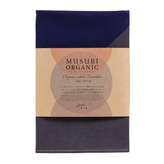 100 MUSUBI ORGANIC | Square Bluegray