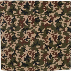 100 Water-repellent Outdoor | Camo Khaki