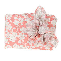 NEW 48 Fuku Musubi | Cherry Blossom/Wave Pink/Gray