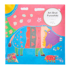 50 Art Brut | Boar family Pink/Blue