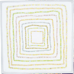 50 Art Brut | Picot Lace White