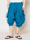 Cotton Drape MEN'S Harem Pants-Pants & Shorts-Ametsuchi