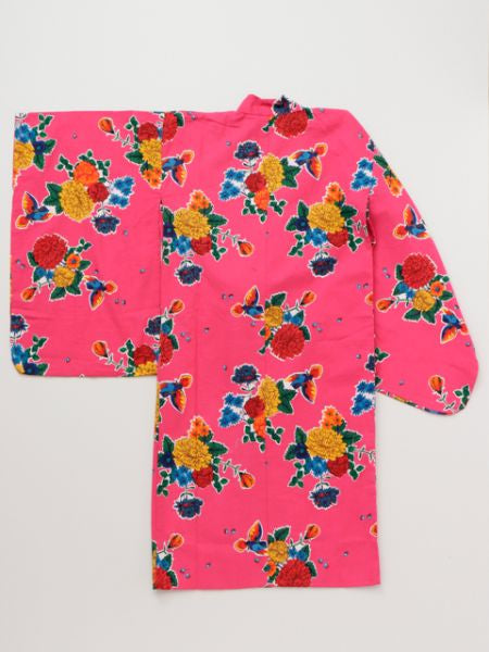 Mexican Pattern Separated Kid's YUKATA