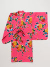 Mexican Pattern Separated Kid's YUKATA-Ametsuchi