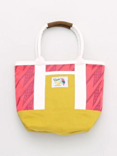 Mexican Color Inspired Tote Bag-Ametsuchi