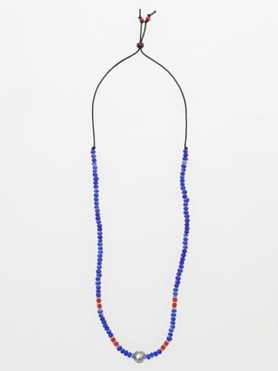 Beads x Concho Men's Necklace
