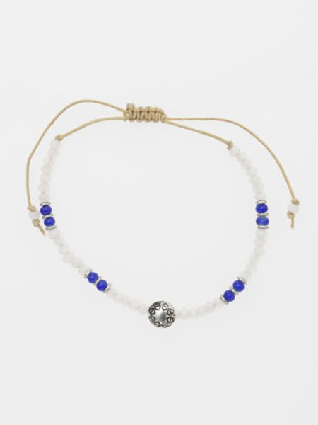 Beads & ConchoMEN'S Anklets-Ametsuchi