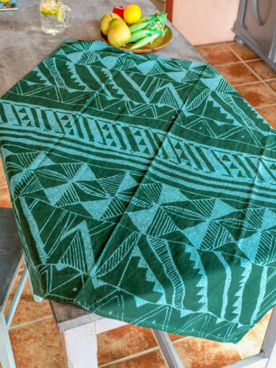 African Pattern Tablecloth