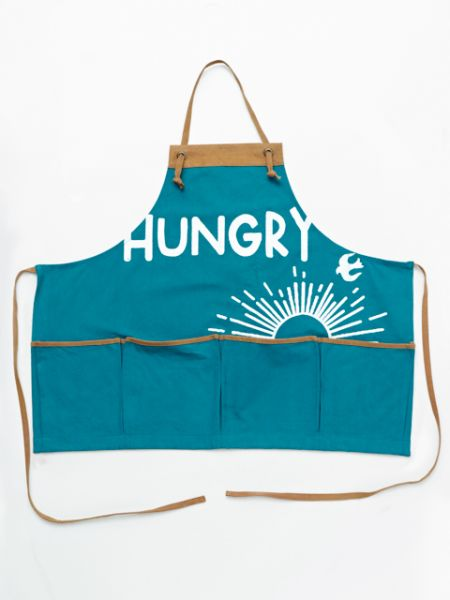 Unisex Canvas Apron