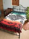 Thunderbird Tapestry Bed Cover-Ametsuchi