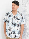 Pola Hawaii Mens Kemeja-Kemeja Hawaii-Ametsuchi