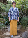 Wide Leg Wrap Pants-Pants & Shorts-Ametsuchi