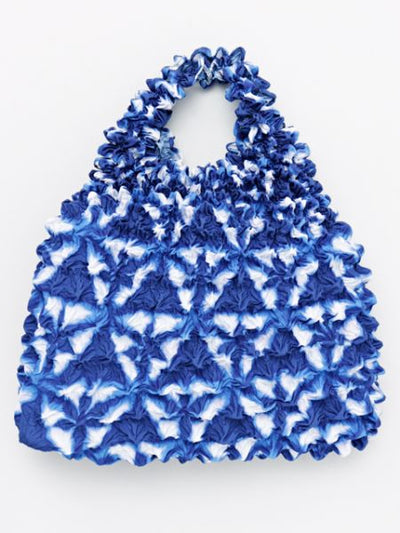 Snow Flower Squeeze Bag -Bags & Purses-Ametsuchi