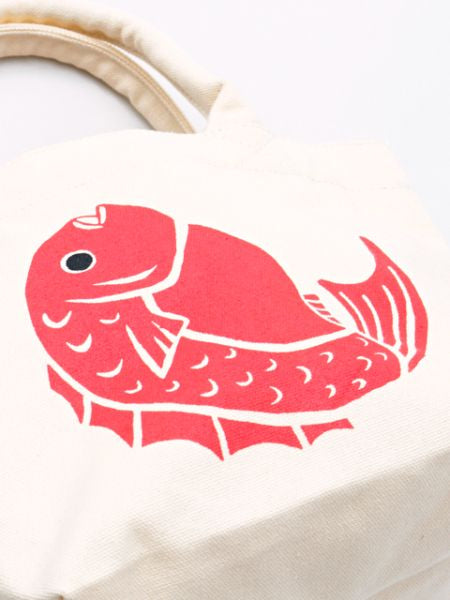 KINCHAKU Mini Tote Bag - Tai