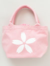 KINCHAKU Mini Tote Bag - Sakura